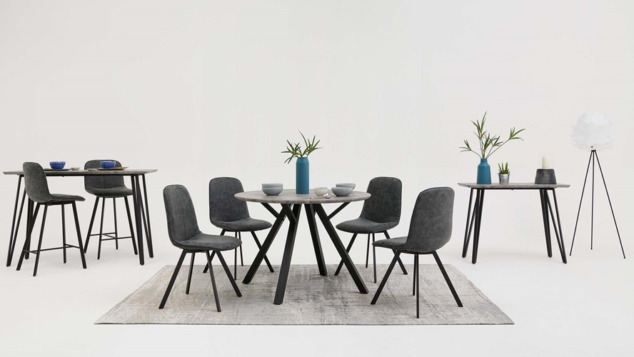 Akida Round Dining Table