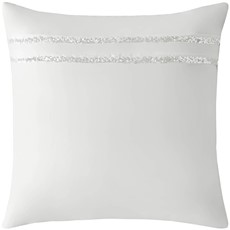 Kylie Minogue Bardot Square Pillow Case - Oyster