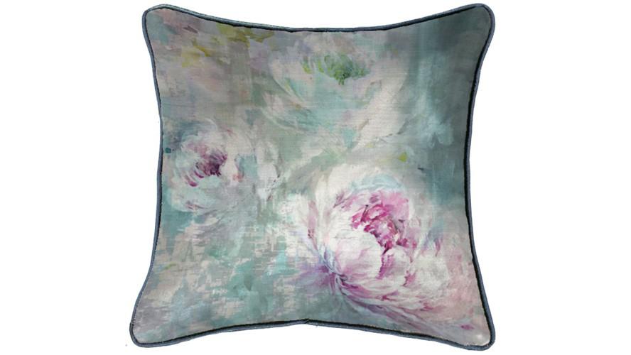 Roseum Square Cushion - Moonstone