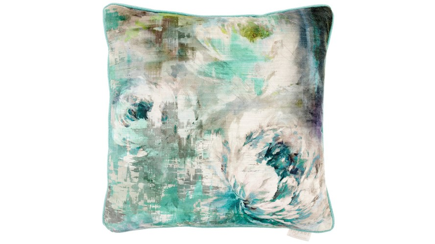 Roseum Square Cushion - Khaki