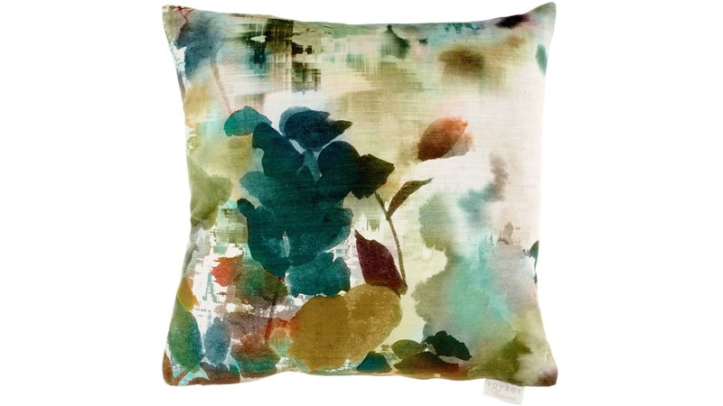 Varese Square Cushion - Forest