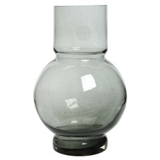 Glass Cologne Vase