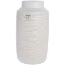 Terracotta Vase - Washed White