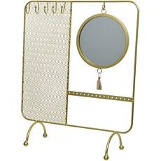 Jewellery Holder & Mirror