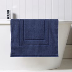 Christy Brixton Brixton Bath Mat - Midnight