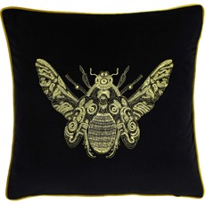 Cerana Square Cushion - Black