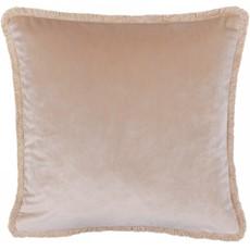 Freya Square Cushion - Blush