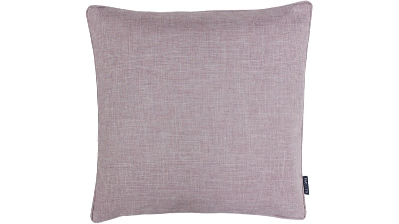 Eclipse Square Cushion - Mauve