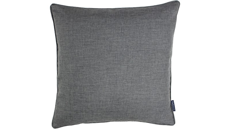 Eclipse Square Cushion - Silver
