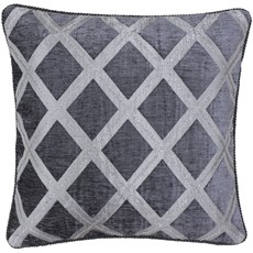 Hermes Square Cushion - Graphite
