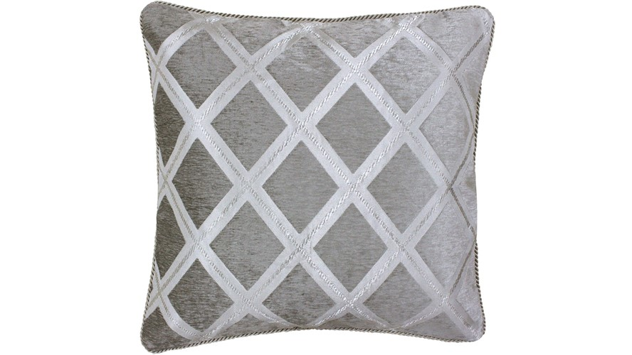 Hermes Square Cushion - Oyster