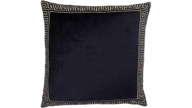 Apollo Square Cushion - Black