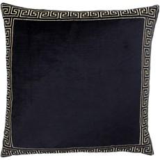 Apollo Square Cushion - Black