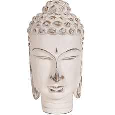 Buddha Head - Cream