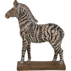 Zebra Resin