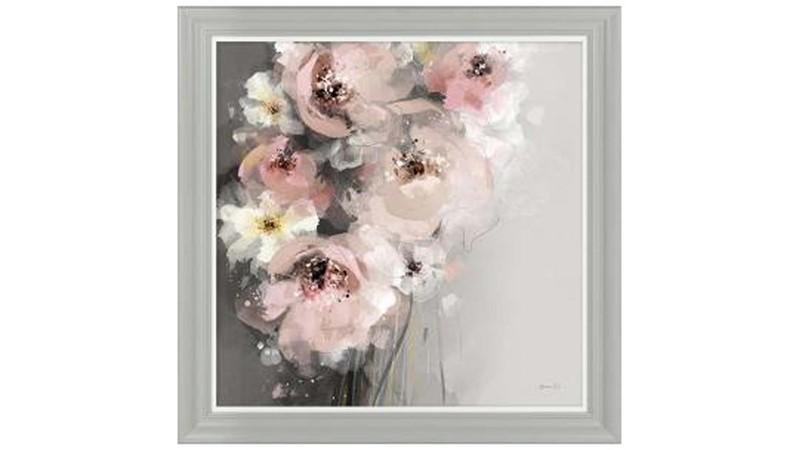 Floral Bouquet Framed Print
