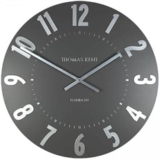 Mulberry Wall Clock Graphite & Silver