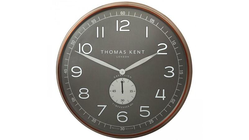Greenwich Time Keeper Wall Clock