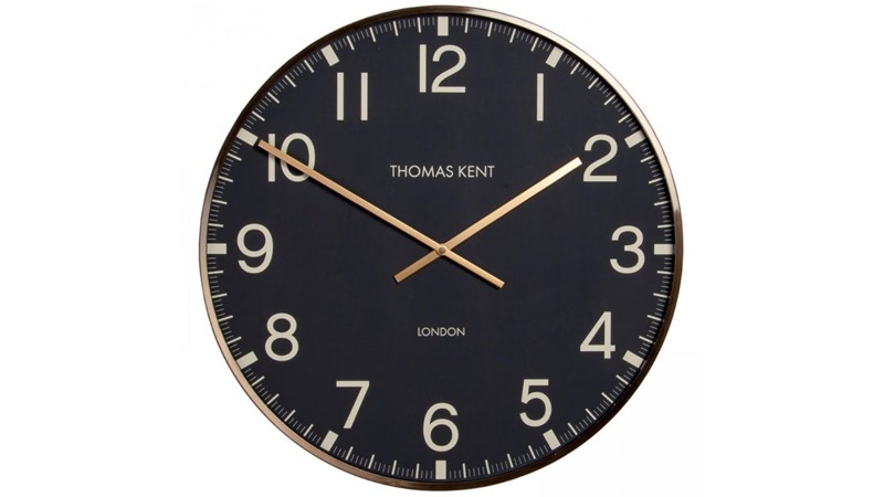 Brass Clocksmith Wall Clock