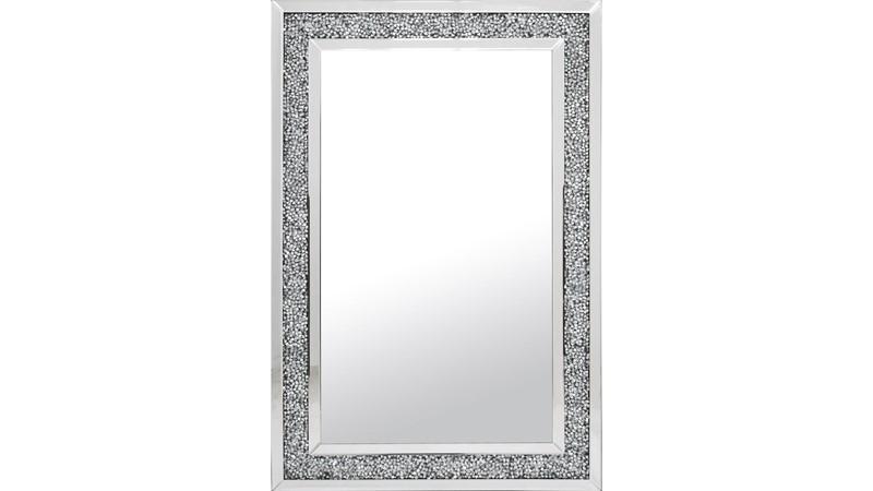 Gatsby Crushed Diamond Wall Mirror