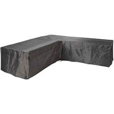 L-Shape Low Back Rest Lounge Set Cover