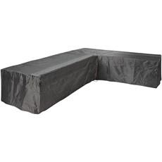 L-Shape Low Back LHF Lounge Set Cover
