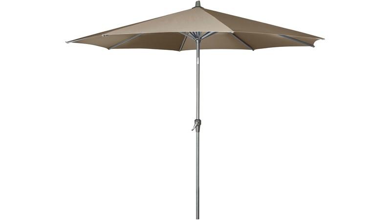 Riva 3m Round Taupe Parasol
