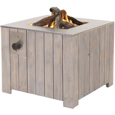Cosicube Firepit - Grey Wash