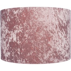 Shade Crushed Velvet Blush 25cm