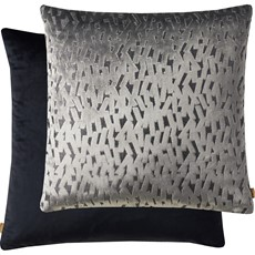 Kai Fleck Square Cushion - Grey