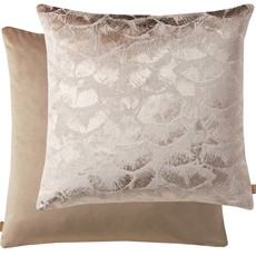 Kai Shell Square Cushion - Mink