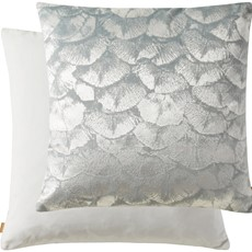 Kai Shell Square Cushion - Grey