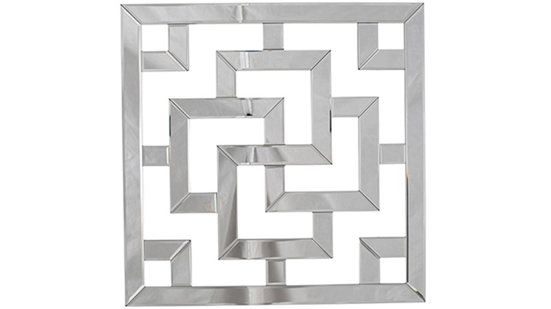 Mirrored Square Wall Art