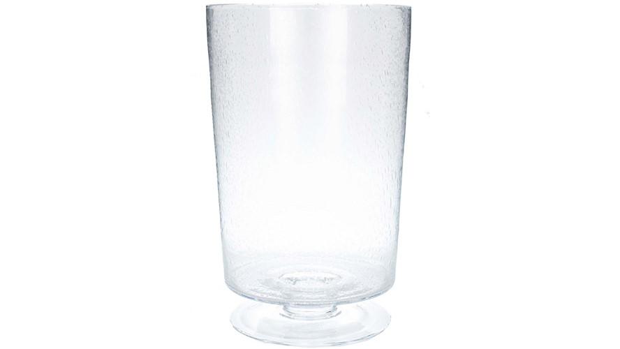 Leon Glass Bubble Vase