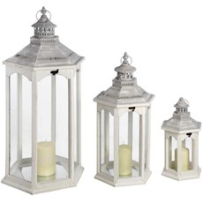 Hexagonal Lanterns