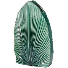 Palm Fan Vase