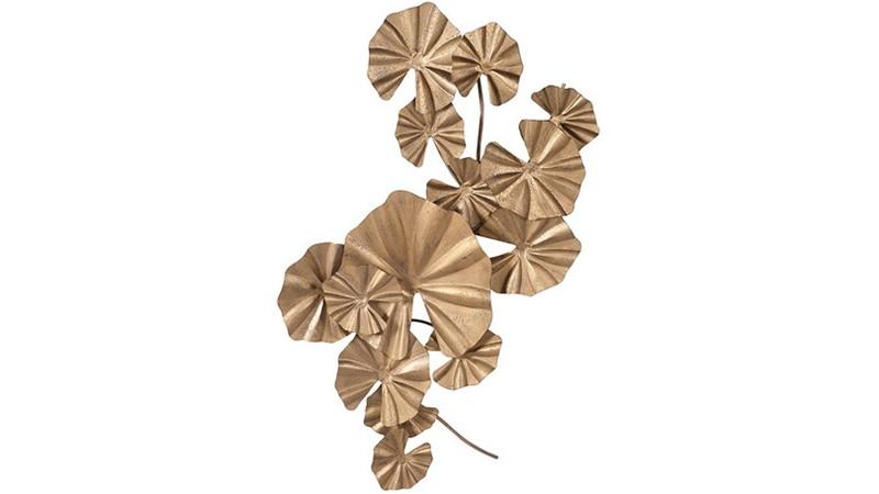 Lilypad Leaf Wall Art