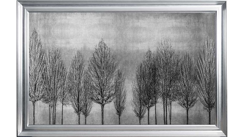 Tree Line 3 Framed Print