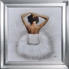 Ballerina Framed Print 1