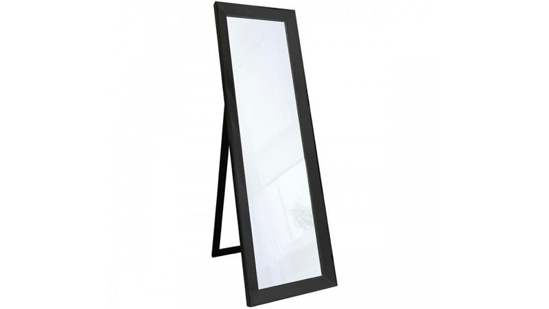 Luna Cheval Mirror - Black