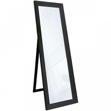Luna Cheval Mirror - Black