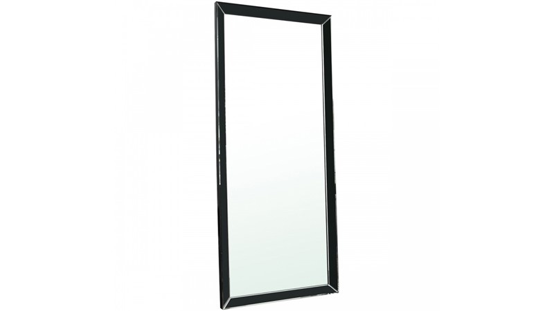 Luna Leaner Mirror - Black