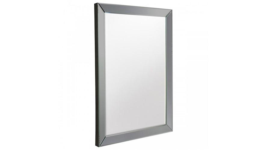 Luna Wall Mirror - Euro Grey