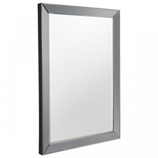 Luna Wall Mirror - Euro Grey