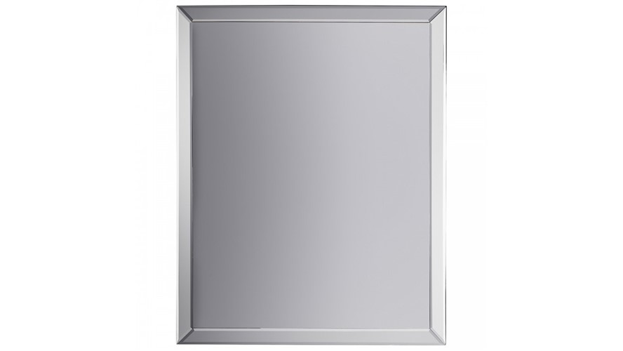 Luna Overmantle Wall Mirror