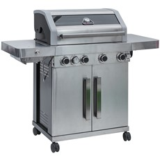 Grillstream Gourmet 4 Burner Stainless Steel