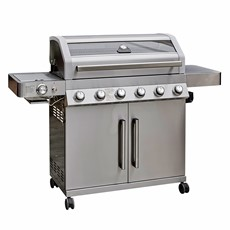 Grillstream Gourmet 6 Burner Stainless Steel