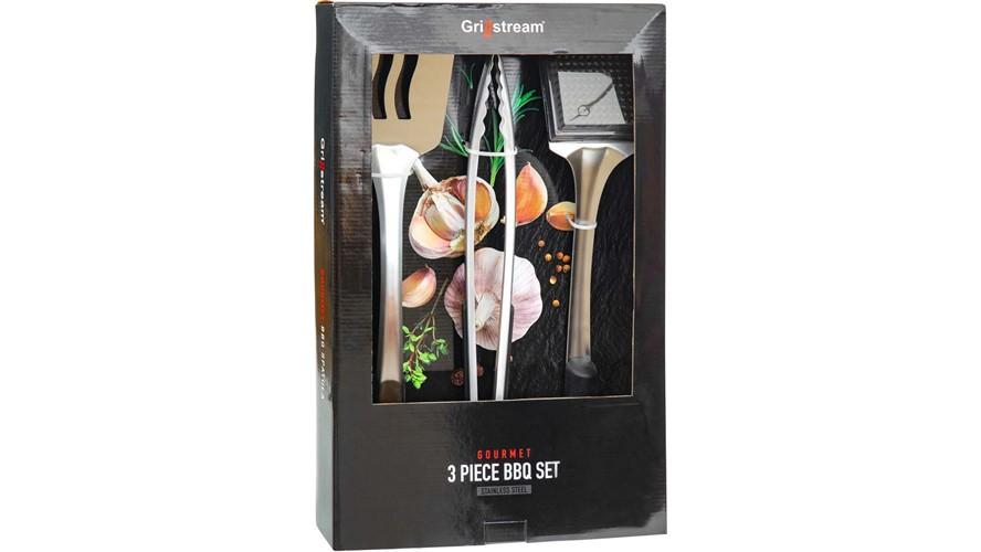 Grillstream Gourmet 3 Piece Tool Set