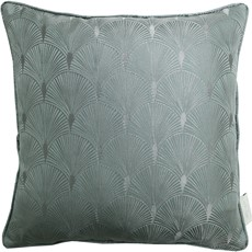 Chateau Blakely Square Cushion - Azure