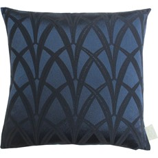 Chateau Broadway Square Cushion - Ocean